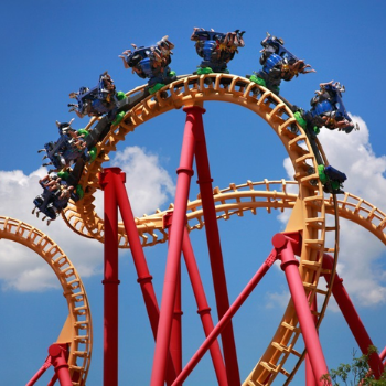 BUSCH GARDENS TAMPA BAY – SAVE UP TO 55% – LIMITED TIME 'EAT FREE' OFFERS