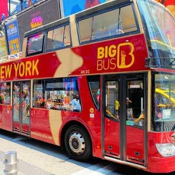 BIG BUS NEW YORK – SAVE UP TO 65%