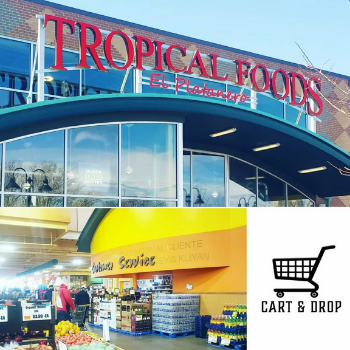 Cart and Drop – Special Discounts for BraveHeoes members