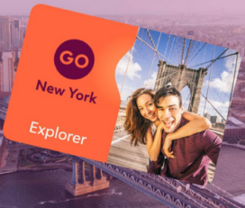 NEW YORK CITY EXPLORER PASS – SAVE UP TO 50%