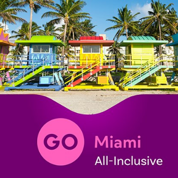 GO MIAMI ALL-INCLUSIVE PASS – SAVE UP TO 55% ON OVER 25 TOP MIAMI ATTRACTIONS.