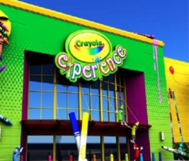 CRAYOLA EXPERIENCE: ORLANDO – SAVE UP TO 35%