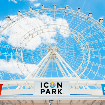THE WHEEL AT ICON PARK – SAVE UP TO 40%