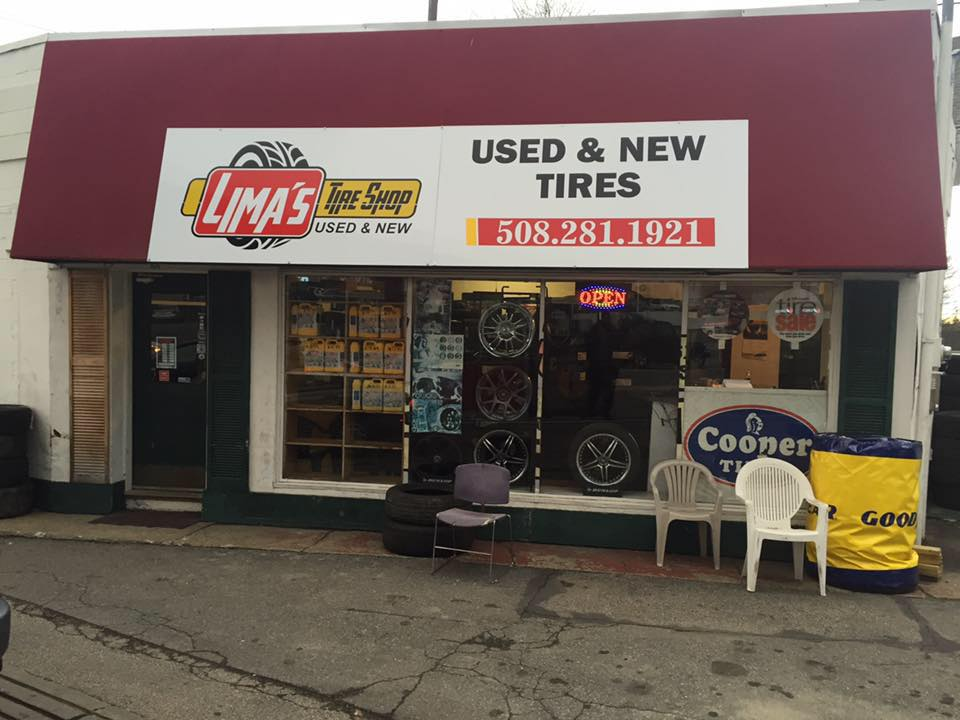 Lima's Used Tire Shop