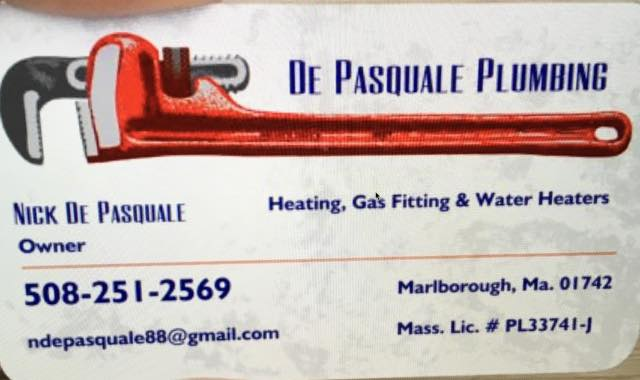 DePasquale Plumbing and Heating