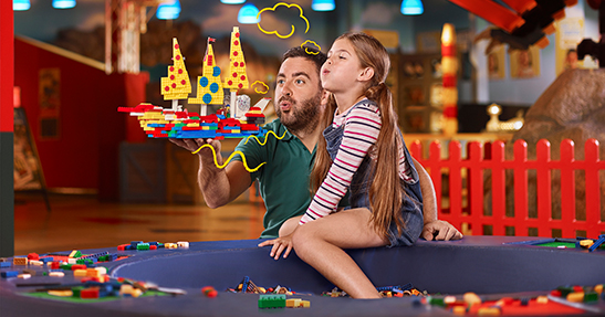 LEGOLAND Discovery Center Boston – Save up to 35%