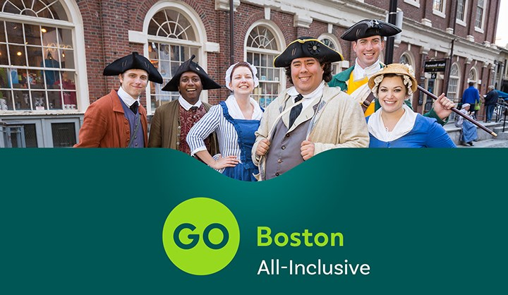 GO BOSTON ALL-INCLUSIVE PASS – SAVE UP TO 55%