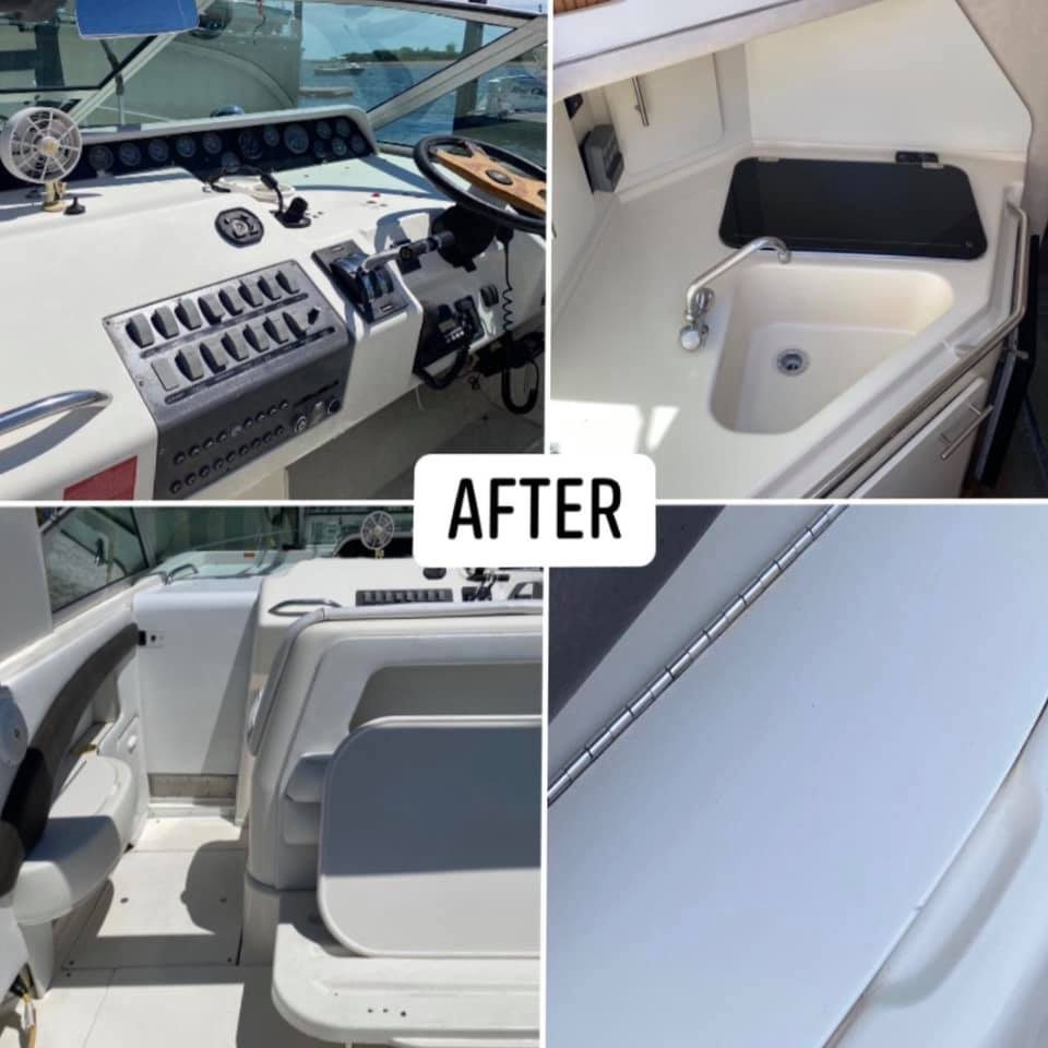 Anchor's Away Boat Detailing – 20% OFF For BraveHeroes Members