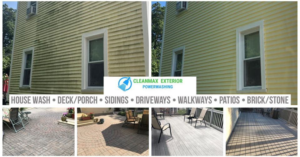 Cleanmax Exterior LLC – Up to 40% OFF for BraveHeroes members